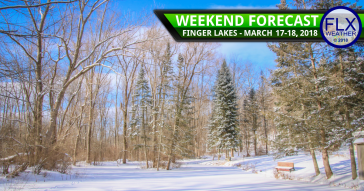 finger lakes weather weekend forecast cool sunny noreaster hype