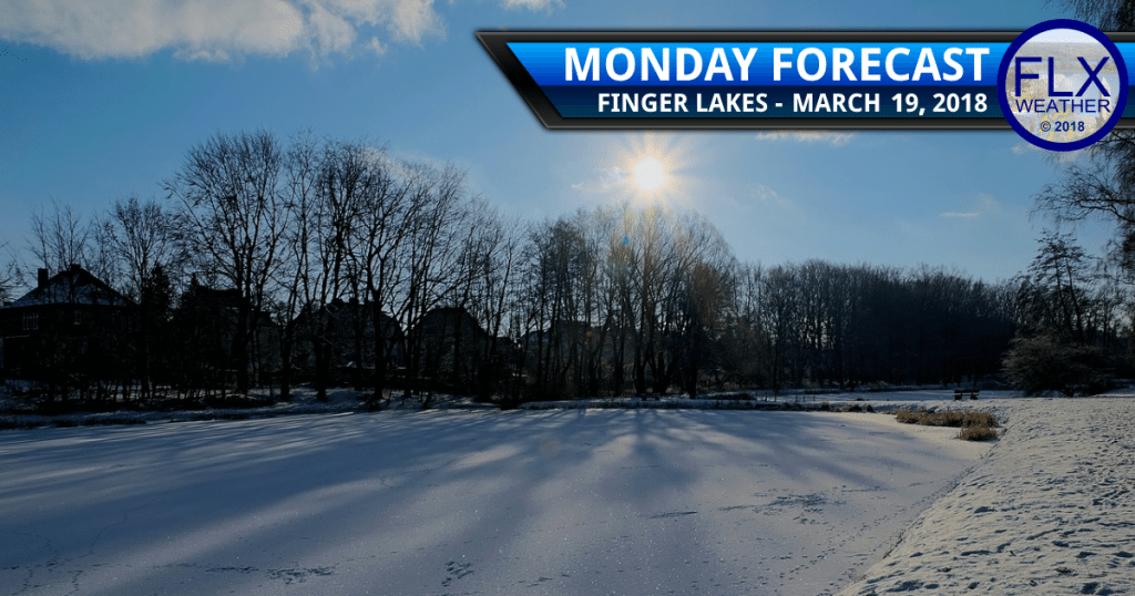 finger lakes weather forecast monday march 19 2018 sun cool temperatures
