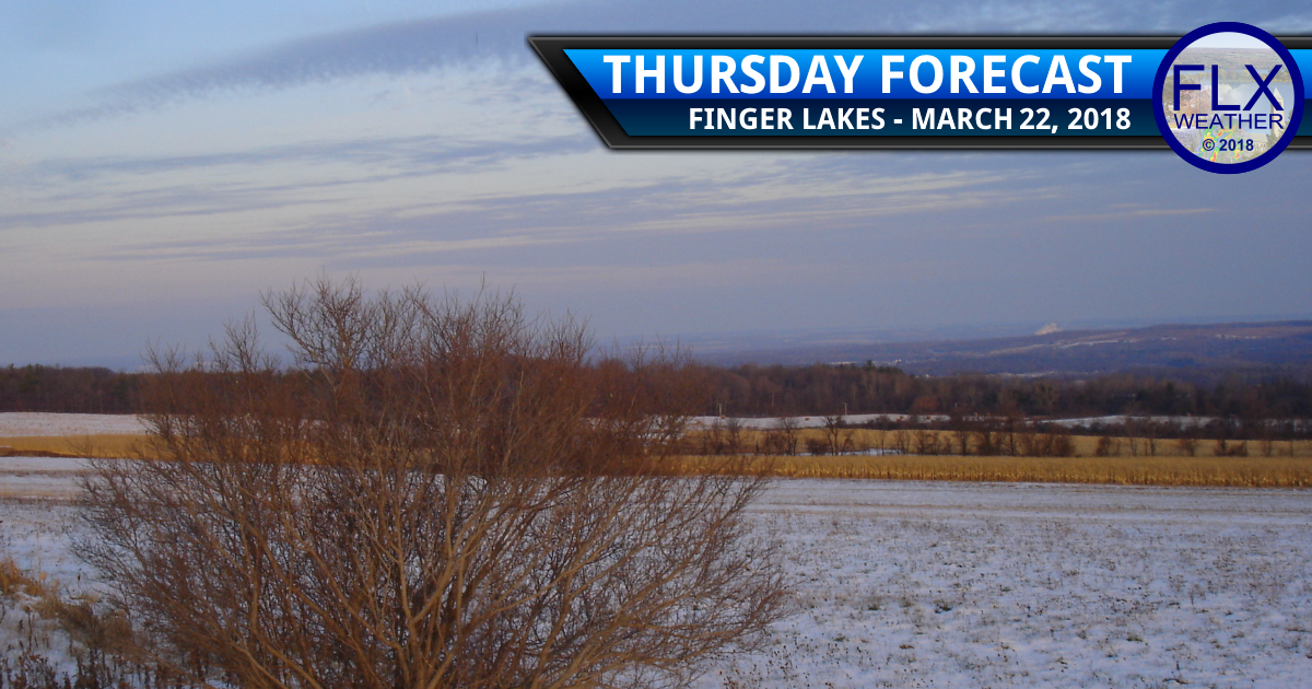 finger lakes weather forecast thursday march 22 2018
