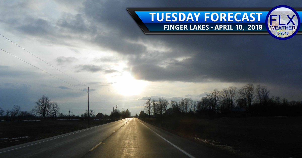 finger lakes weather forecast tuesday april 10 2018 snow sun
