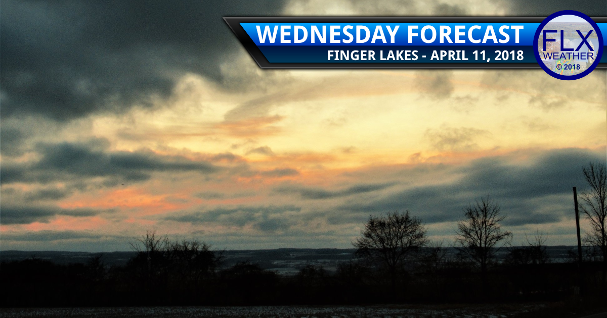 finger lakes weather forecast wednesday april 11 2018 rain snow