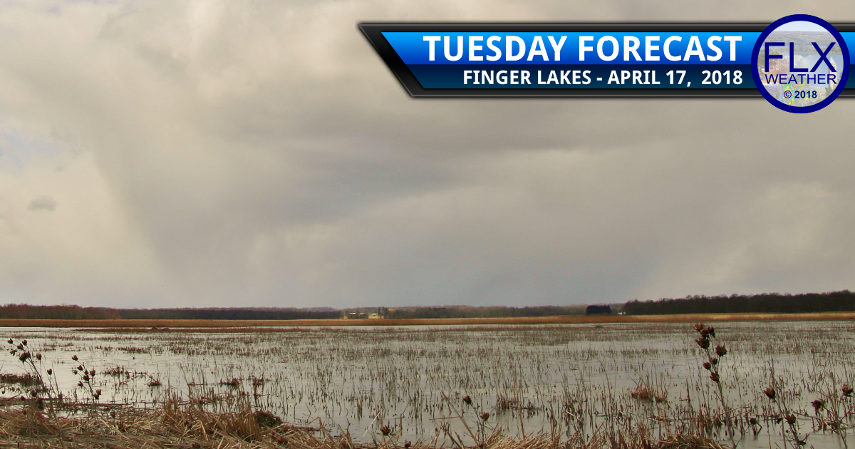 finger lakes weather forecast tuesday april 17 2018 snow lake effect