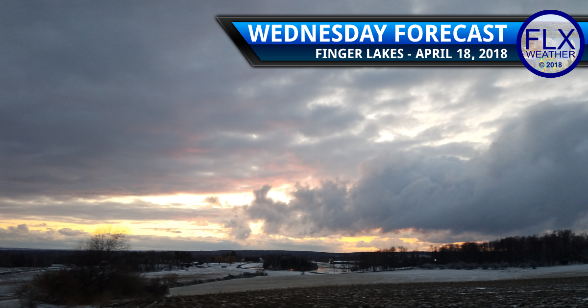 finger lakes weather forecast wednesday april 18 2018 clouds warmer snow thursday
