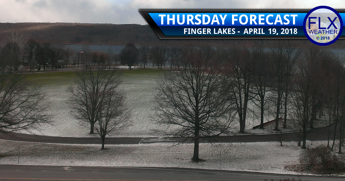 More snow Thursday then…Spring?