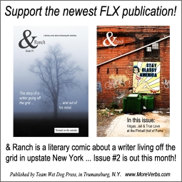 &Ranch- a literary comic about off-grid living