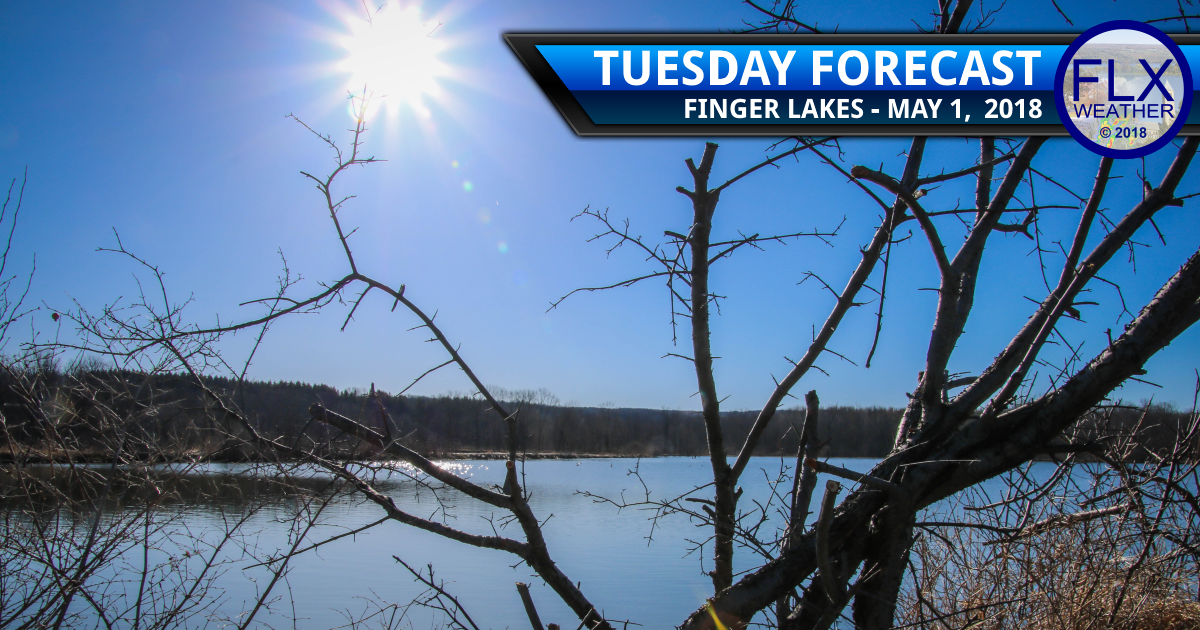 finger lakes weather forecast tuesday may 1 2018 warm