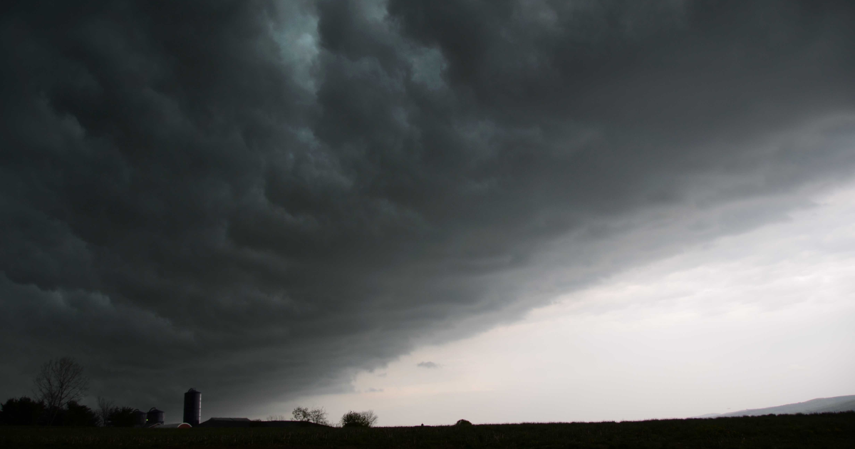 LIVE BLOG — Tornado & Severe Thunderstorm Watches have expired