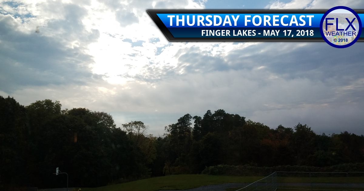 finger lakes weather forecast thursday may 17 2018 sun clouds