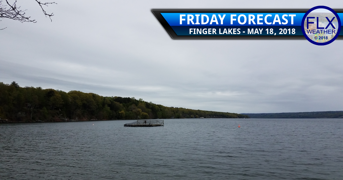 fingerlakes weather forecast friday may 18 2018 clouds weekend rain