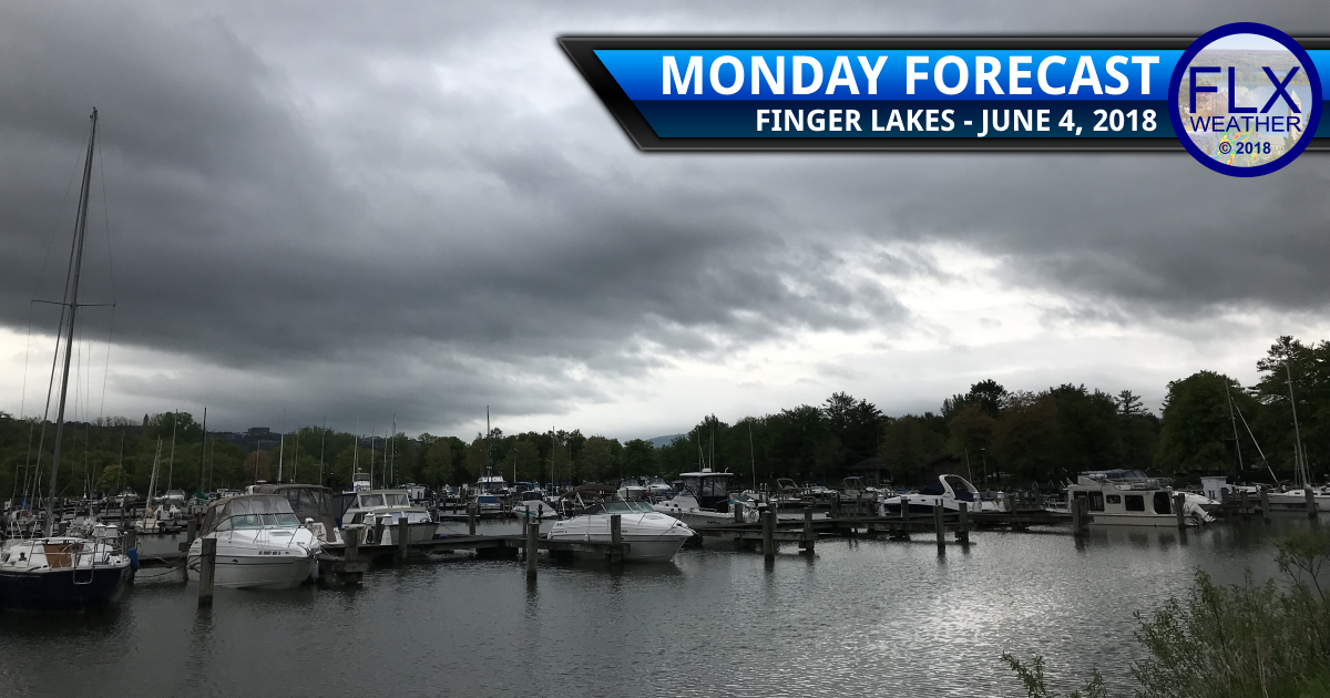 finger lakes weather forecast monday june 4 2018 cloudy cool rainy windy