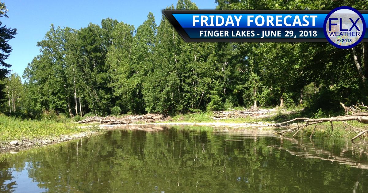 finger lakes weather forecast friday june 29 2018 heat wave