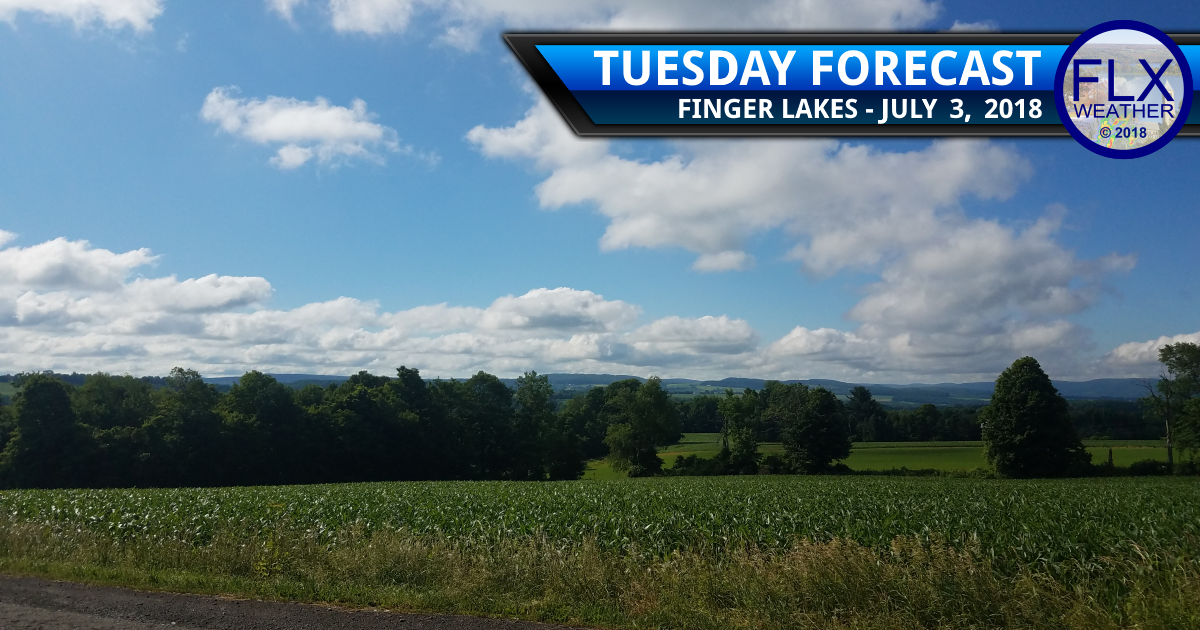 finger lakes weather forecast tuesday july 3 2018 july 4th weather ithaca fireworks