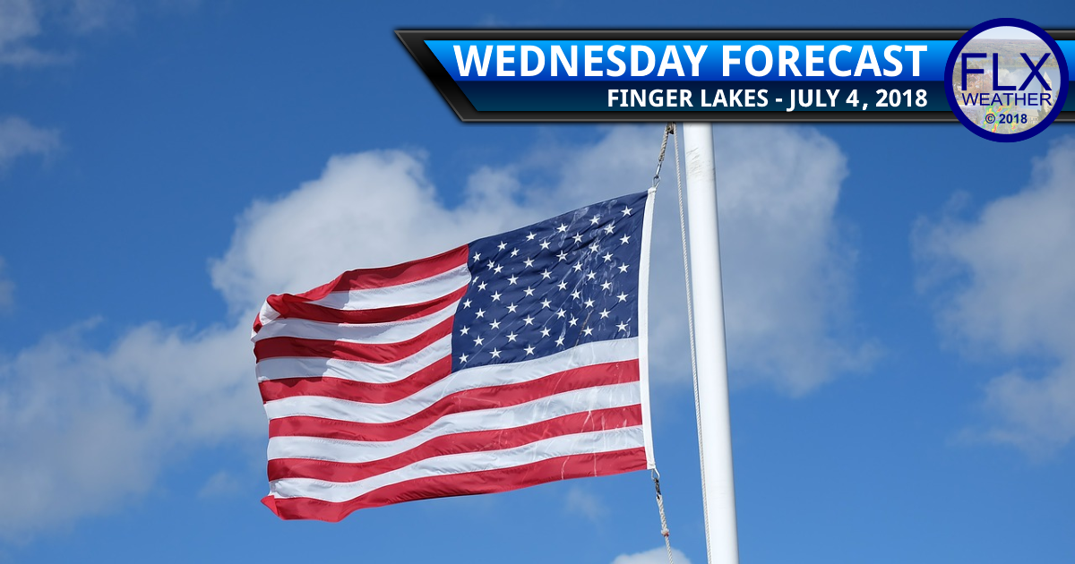 finger lakes weather forecast wednesday july 4 2018 hot heat advisory heat wave