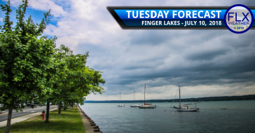 finger lakes weather forecast tuesday july 10 2018 rain cold front