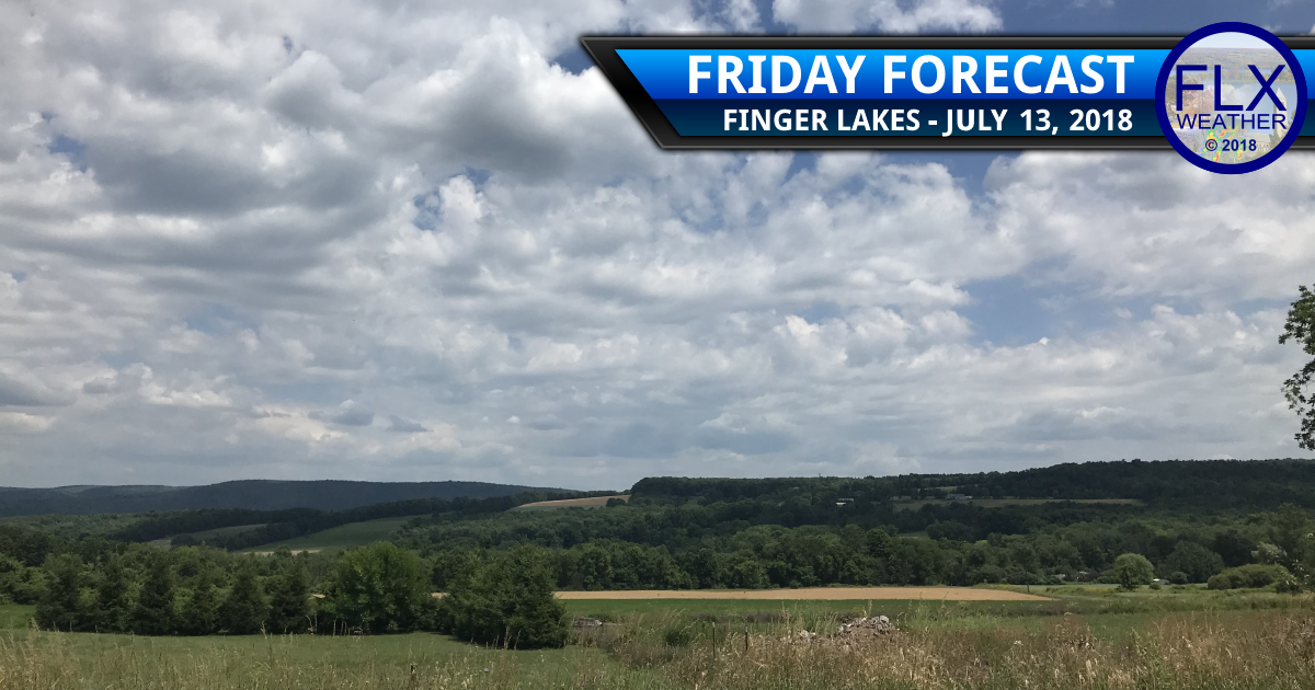 finger lakes weather forecast friday july 13 2018 sun hot clouds saturday thunderstorms