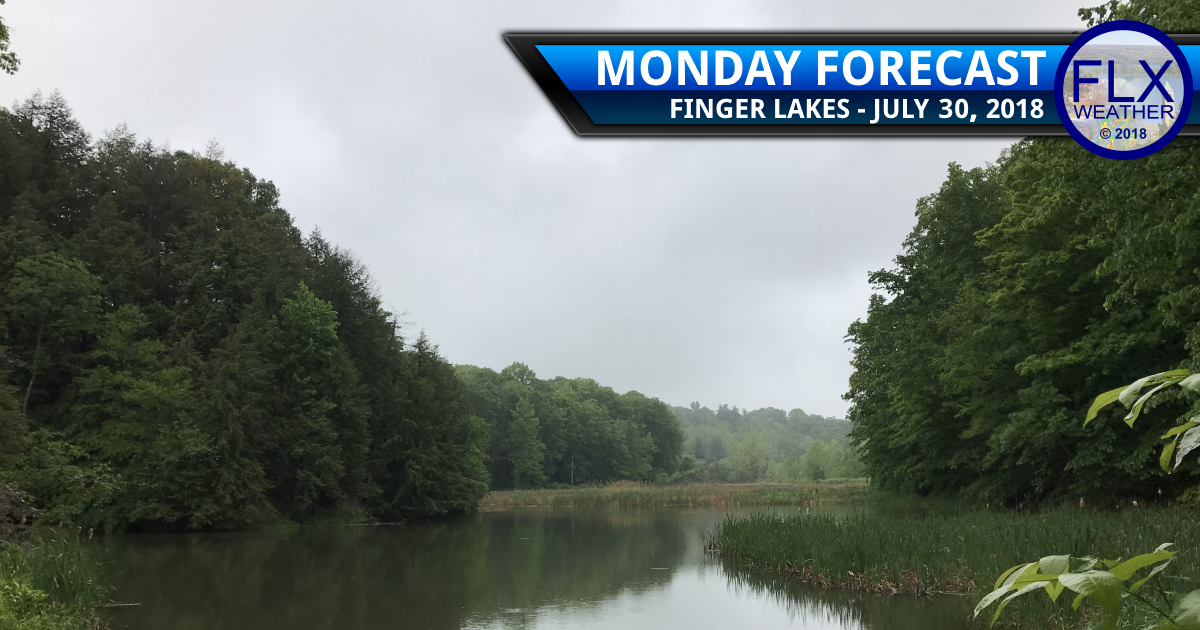 finger lakes weather forecast monday july 30 2018 heavy rain downpours thunderstorms