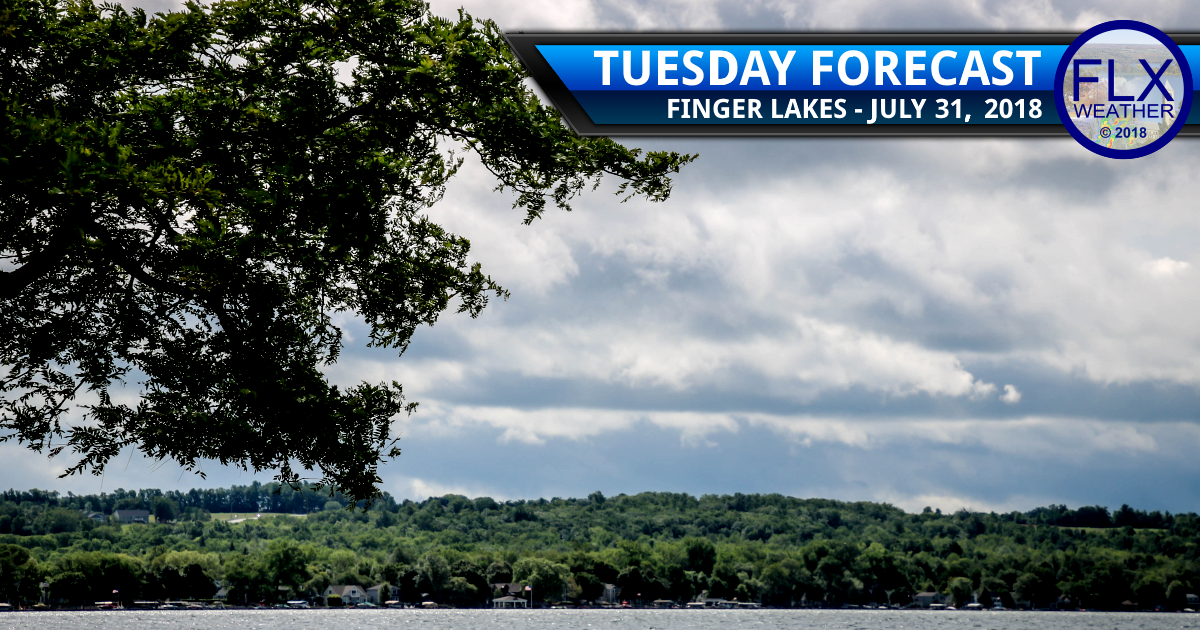 finger lakes weather forecast tuesday july 31 2018 clouds