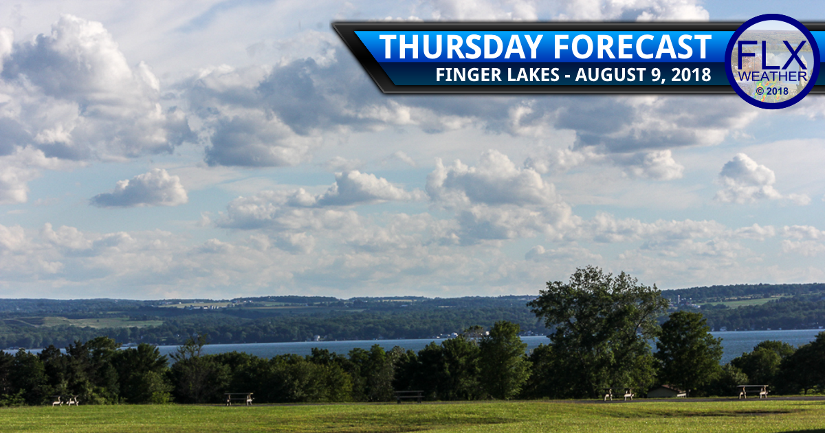 finger lakes weather forecast thursday august 9 2018 morning fog evening showers lower humidity