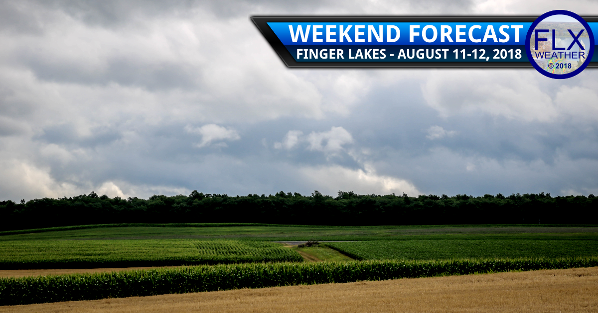 finger lakes weather forecast saturday august 11 2018 weekend weather rain thunderstorms
