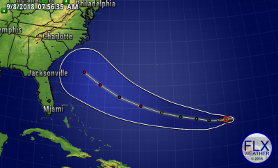 finger lakes weather national hurricane center florence forecast