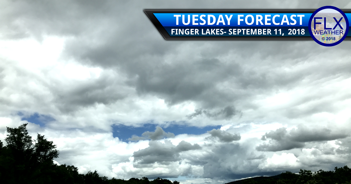 finger lakes weather forecast tuesday september 11 2018 cloudy warmer hurricane florence
