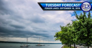 finger lakes weather forecast tuesday september 18 2018 southern tier flooding reports