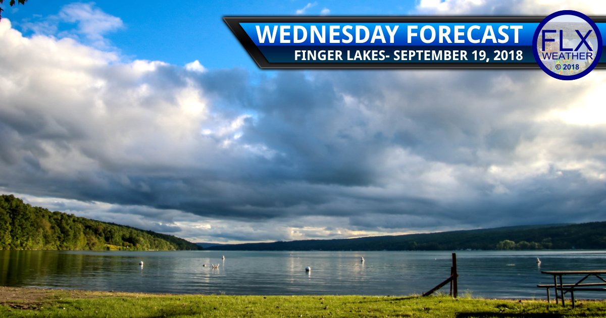 finger lakes weather forecast wednesday september 19 2018 quiet sun friday september 21 severe storms flash flooding