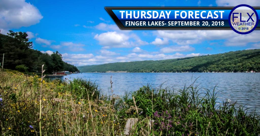 finger lakes weather forecast thursday september 20 2018 severe thunderstorms friday september 21 2018