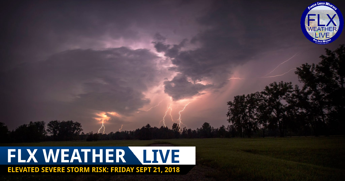 finger lakes weather forecast severe weather live updates friday september 21 2018