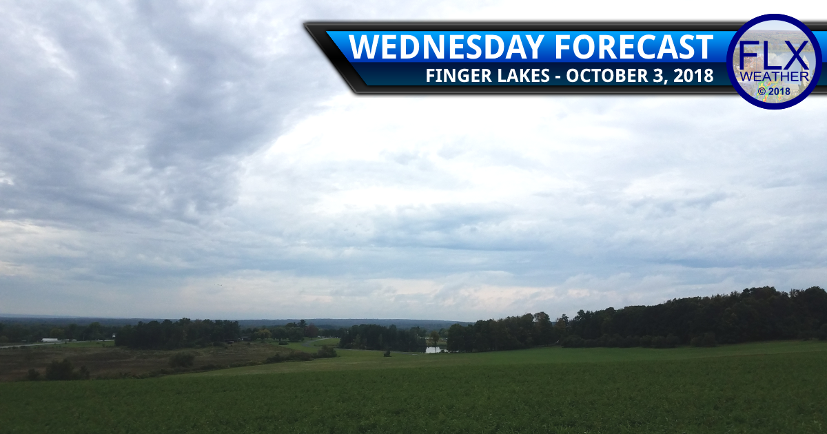 finger lakes weather forecast wednesday october 3 2018 cloudy drizzle fog