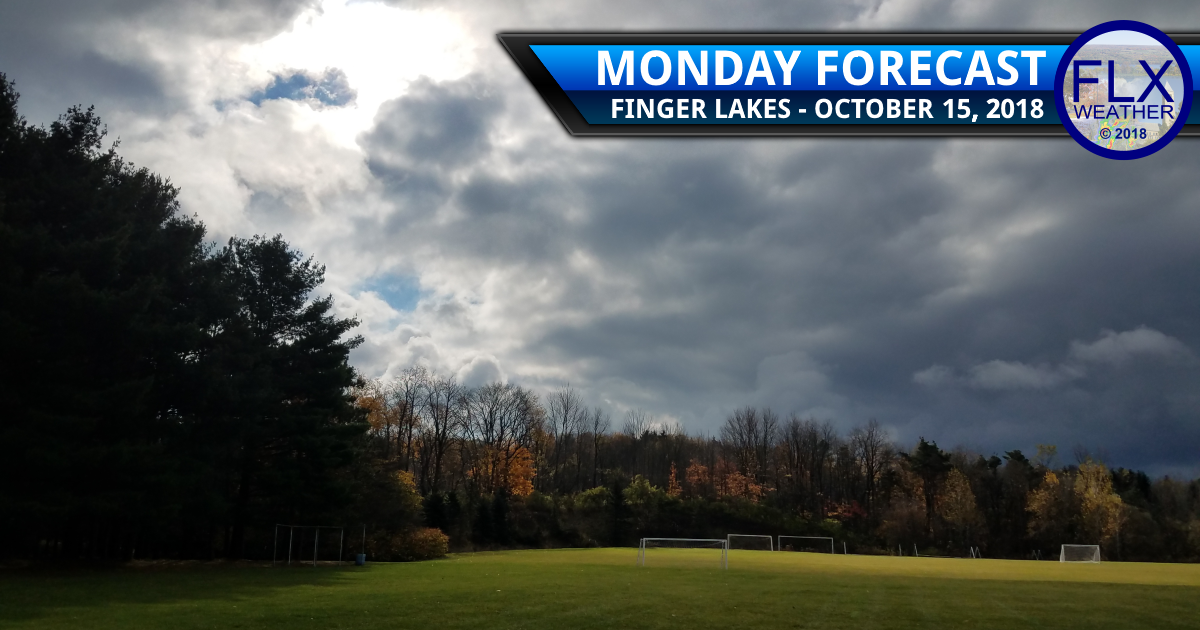 finger lakes weather forecast monday october 15 2018 rain wind sun cold front