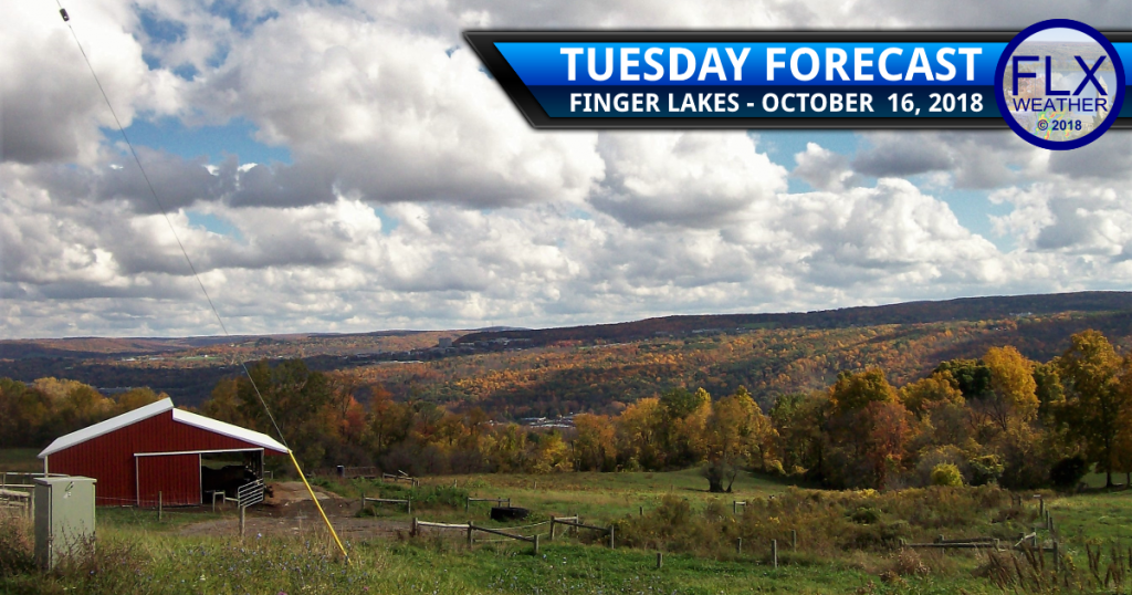 finger lakes weather forecast tuesday october 16 2018 sun clouds