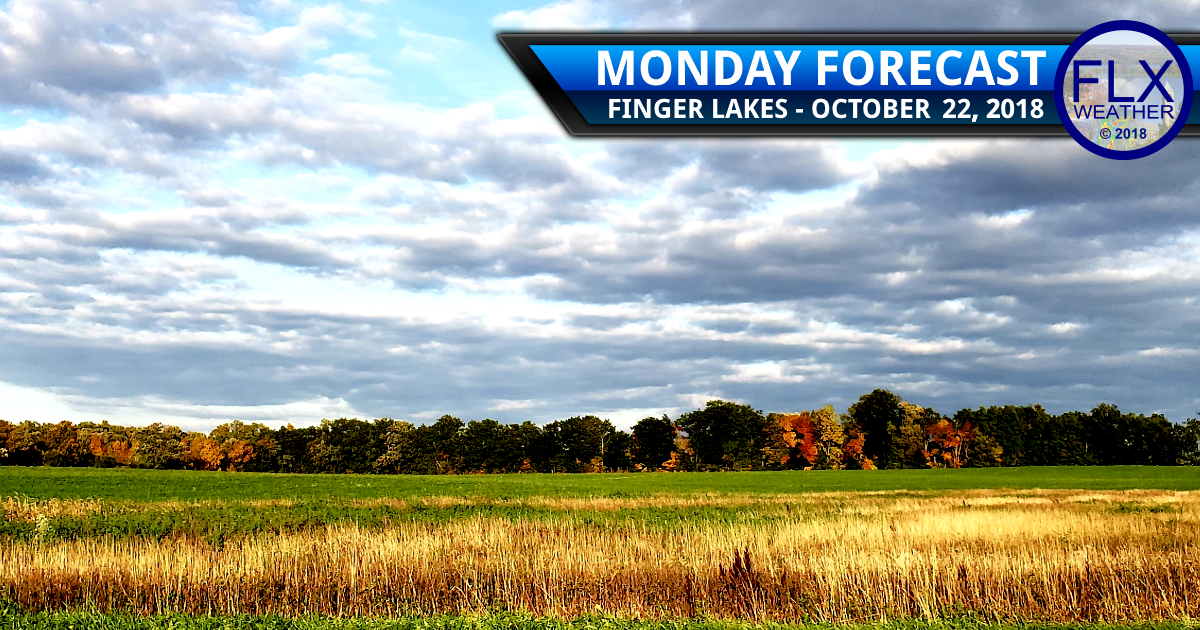 finger lakes weather forecast monday october 22 2018 clouds sun comfortable rain tuesday cold week