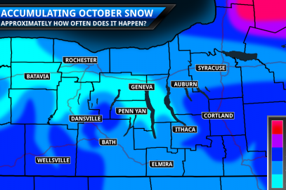 finger lakes weather october snow frequency map