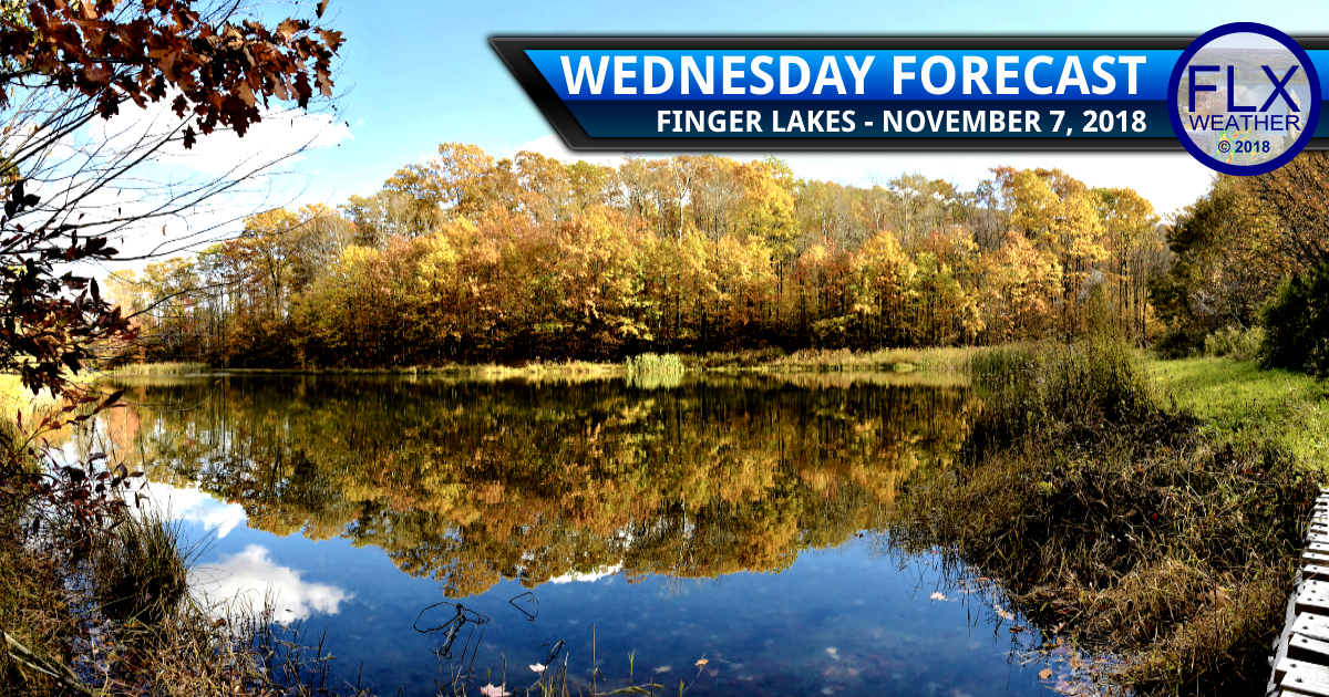 finger lakes weather forecast wednesday november 7 2018 sun clouds near normal temperatures wind