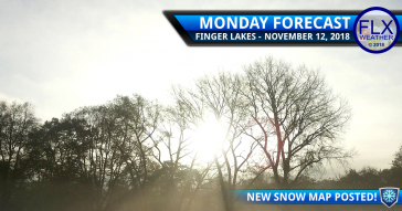 finger lakes weather forecast monday november 12 2018 calm before the storm