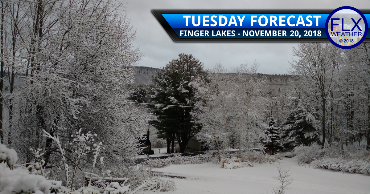 finger lakes weather forecast tuesday november 20 2018 wednesday november 21 2018 snow squalls thanksgiving travel