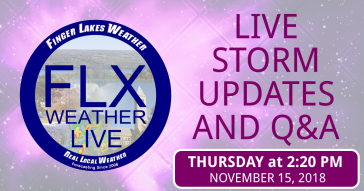 finger lakes weather forecast live weather updates