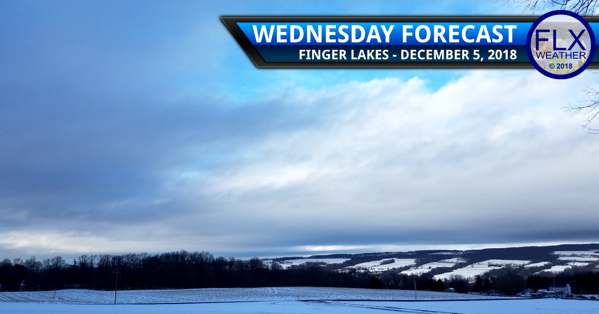finger lakes weather forecast wednesday december 5 2018 sun clouds cool