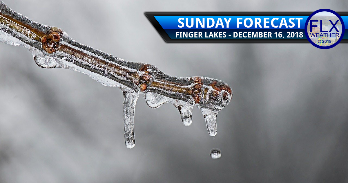 finger lakes weather forecast sunday december 16 2018 freezing rain ice