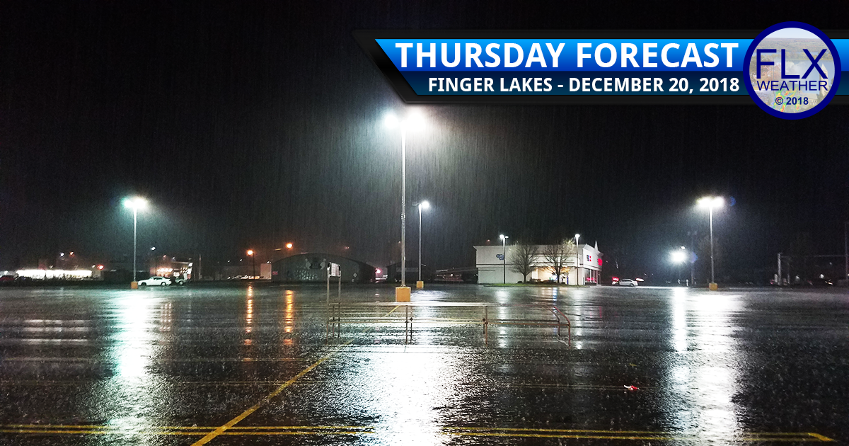 finger lakes weather forecast thursday december 20 2018 rain wind snow above normal temperatures