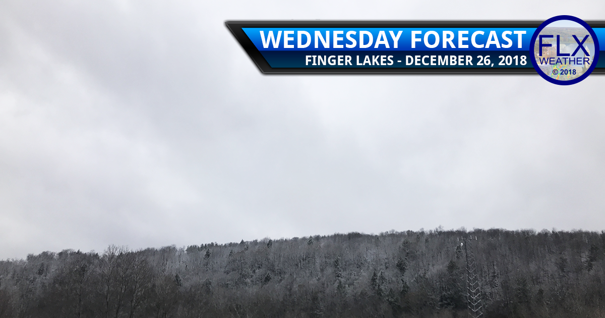 finger lakes weather forecast wednesday december 26 2018 cloudy warm up