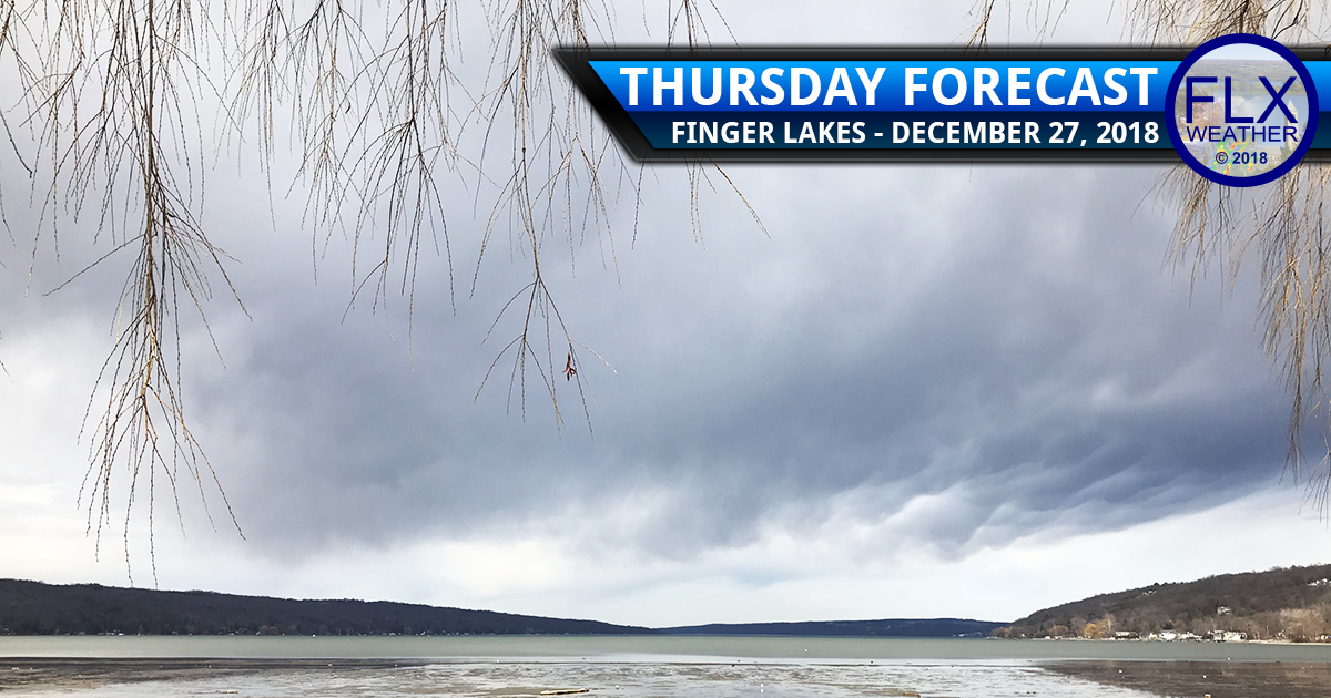 finger lakes weather forecast thursday december 27 2018 cloudy rain wind warm temperatures