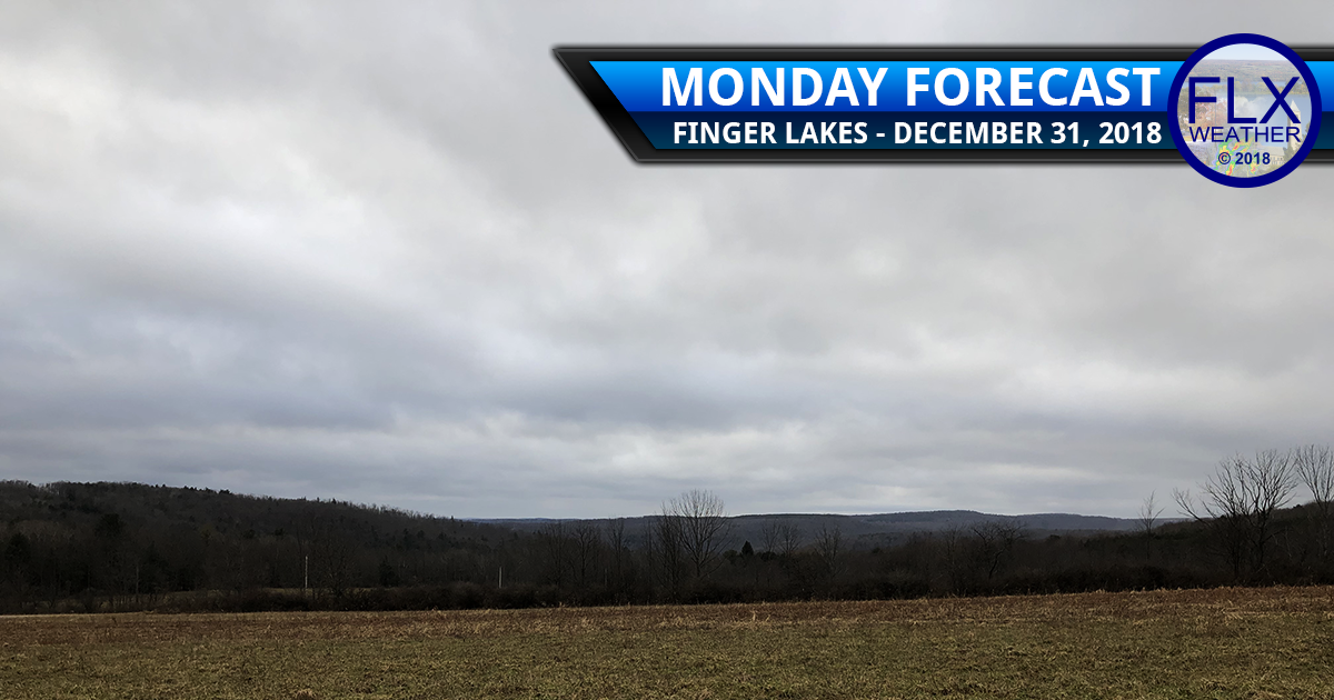 finger lakes weather forecast rain wind new year's eve