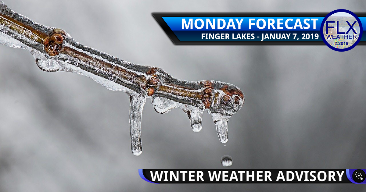 finger lakes weather forecast winter weather advisories ice freezing rain sleet icy mix