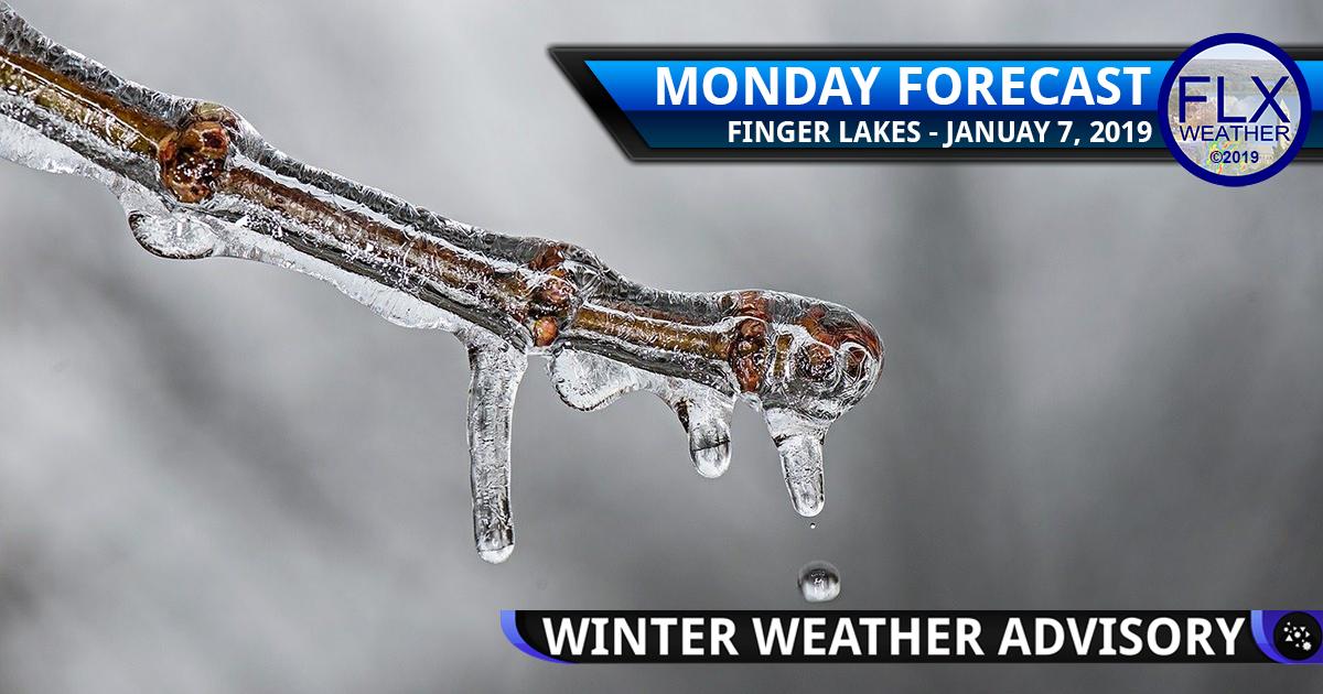finger lakes weather forecast winter weather advisories ice freezing rain sleet icy mix