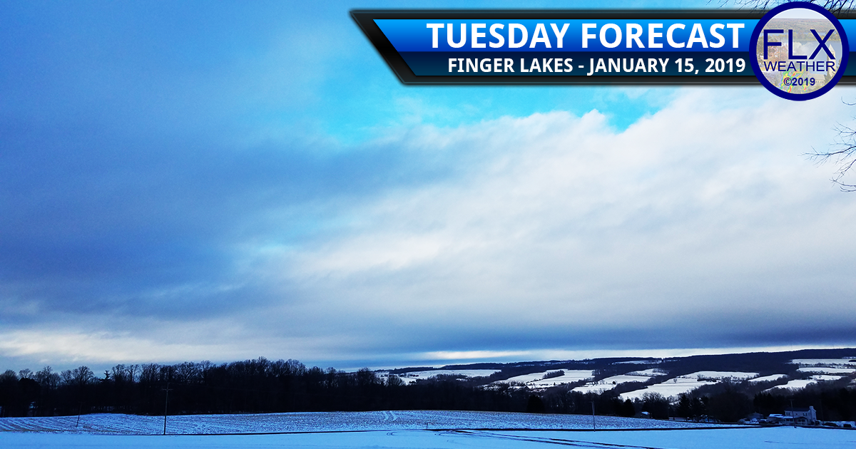 finger lakes weather forecast tuesday january 15 2019 cloudy warmer snow cold front