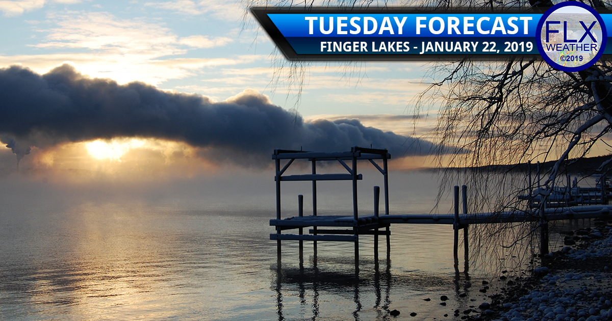 finger lakes weather forecast cold lake effect sun icy mix freezing rain wednesday