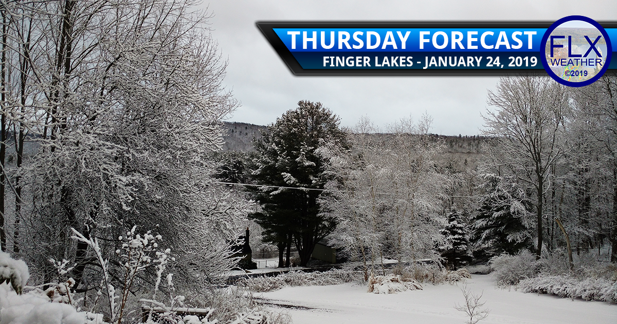 finger lakes weather forecast thursday january 24 2019 rain snow cold front lake effect snow cold weekend weather