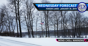 finger lakes weather forecast wednesday january 30 2019 wind chill warning squall cold front